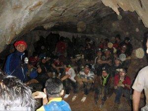 caving di gua fairy... dapat rawatan muka free you...