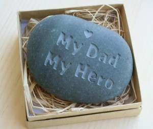 our dad, our hero