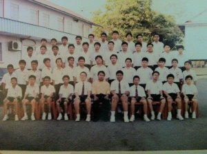 gambar masa form 1.. guess which one is me?? hehe~