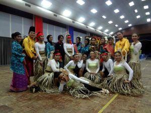 team rampaian melayu dan etnik kreasi (orang asli) brc!!