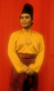 me in tarian rampaian melayu full costume