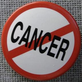 tiada kanser, hidup ceria.. bad luck, go away!!