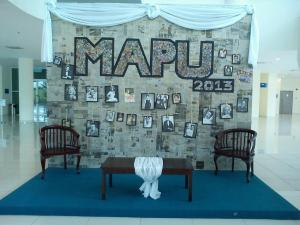 MAPU 2013 wall of fame #2
